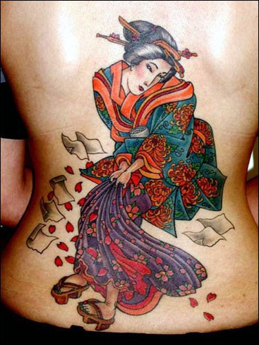 Geisha Tattoo (47)
