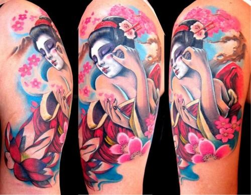 Geisha Tattoo (46)