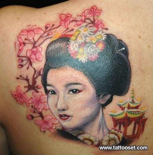 Geisha Tattoo (45)