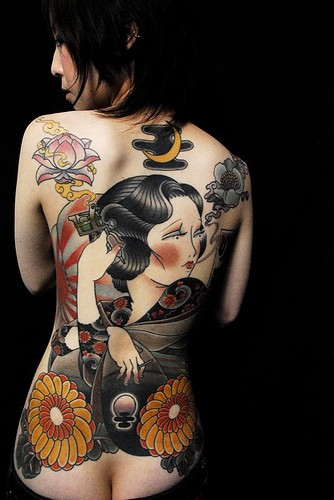 Geisha Tattoo (44)