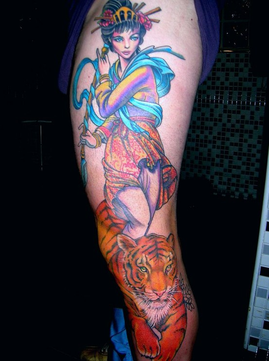 Geisha Tattoo (43)