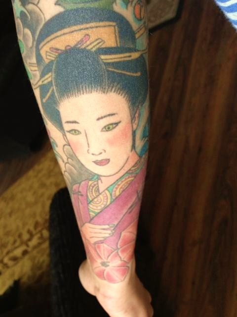 Geisha Tattoo (42)