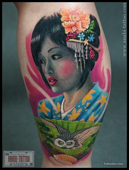 Geisha Tattoo (41)