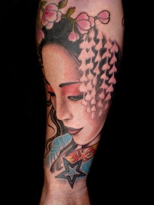 Geisha Tattoo (40)