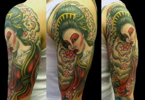 Geisha Tattoo (39)