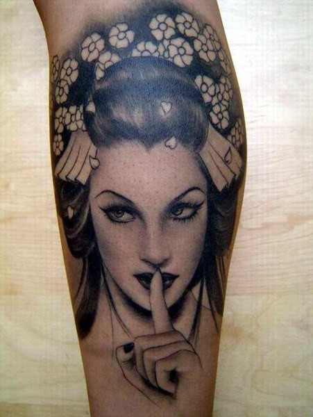 Geisha Tattoo (37)