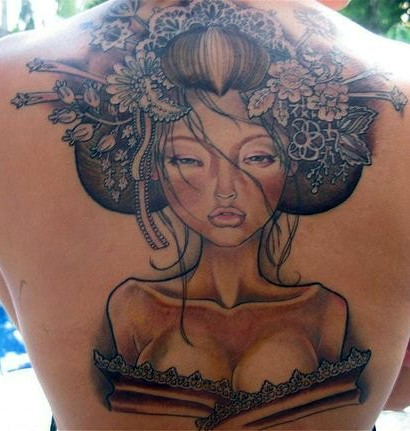 Geisha Tattoo (36)