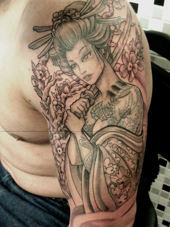 Geisha Tattoo (35)