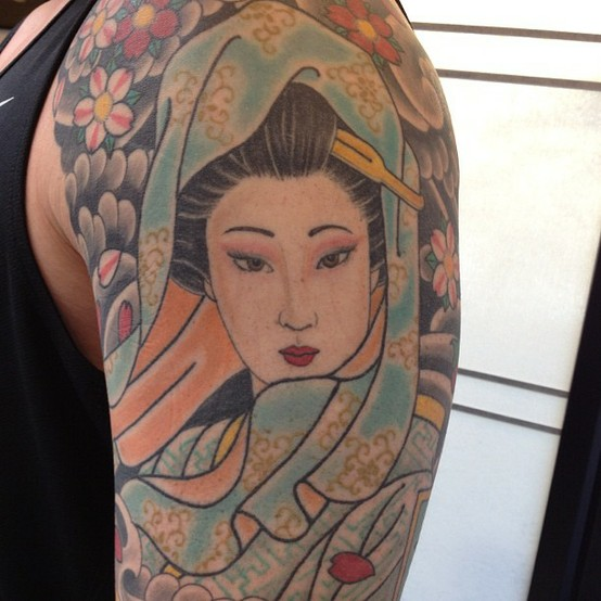 Geisha Tattoo (33)