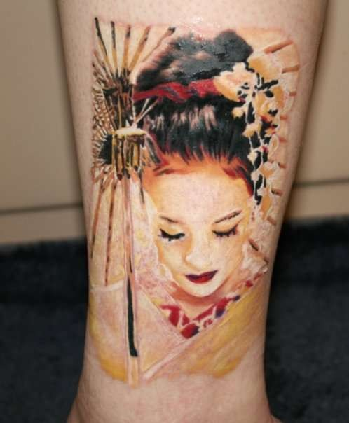 Geisha Tattoo (25)