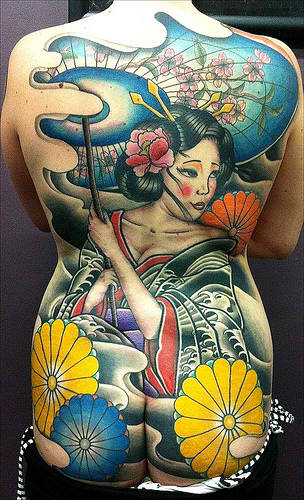 Geisha Tattoo (17)