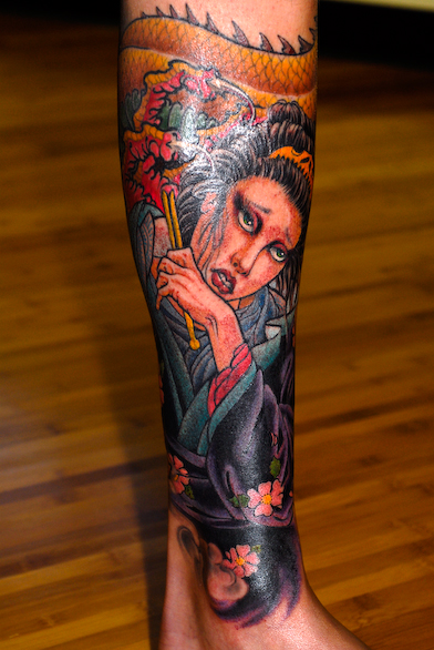 Geisha Tattoo (12)