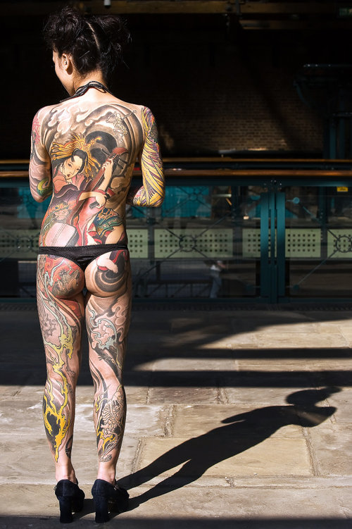Geisha Tattoo (1)