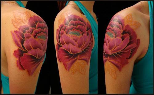Lotus Flower Tattoo (14)