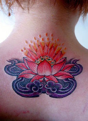 Lotus Flower Tattoo (6)