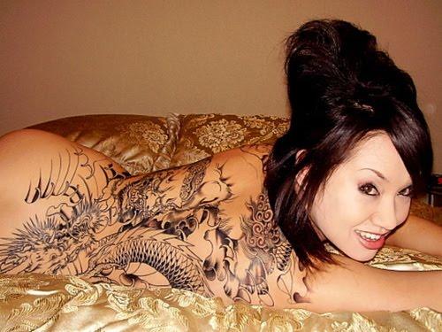 Fotos Japonesas tatuadas (11)
