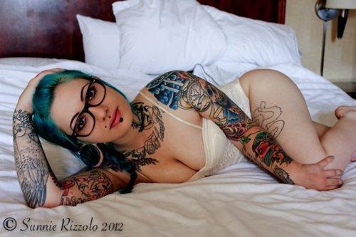 Tattooed Girls (39)