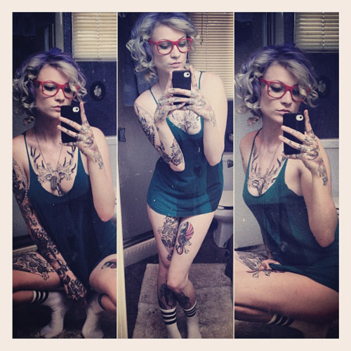 Tattooed Girls (35)