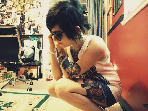 Tattooed Girls (32)