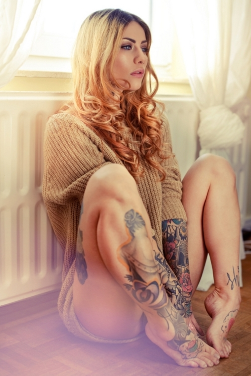 Tattooed Girls (31)