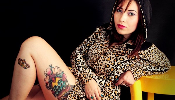 Tattooed Girls (1)