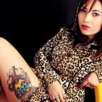 Mod Girls: 40 fotos de garotas tatuadas
