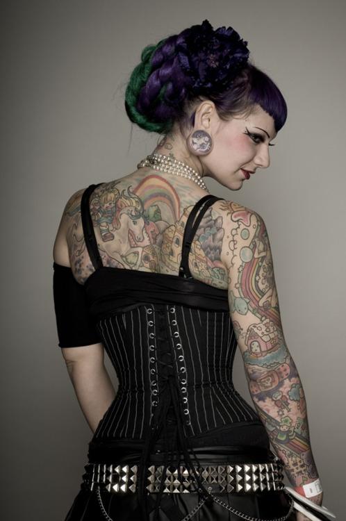 Tattooed Girls (27)