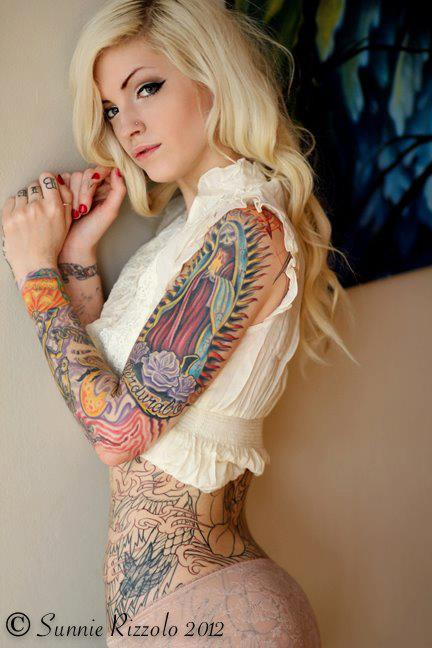 Tattooed Girls (25)