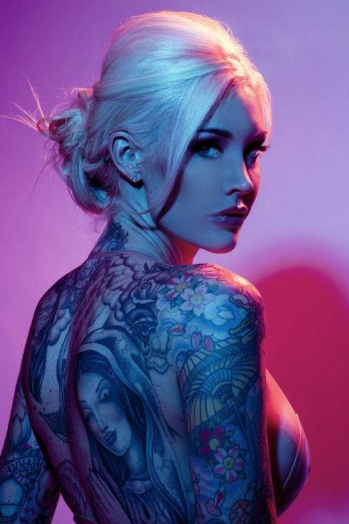 Tattooed Girls (22)