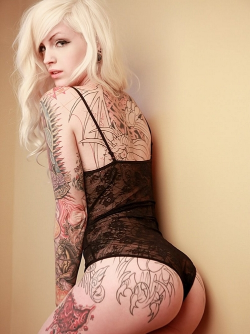 Tattooed Girls (19)