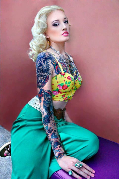 Tattooed Girls (13)