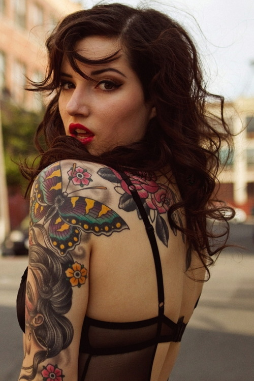 Tattooed Girls (5)
