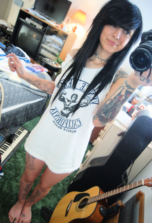Tattooed Girls (4)