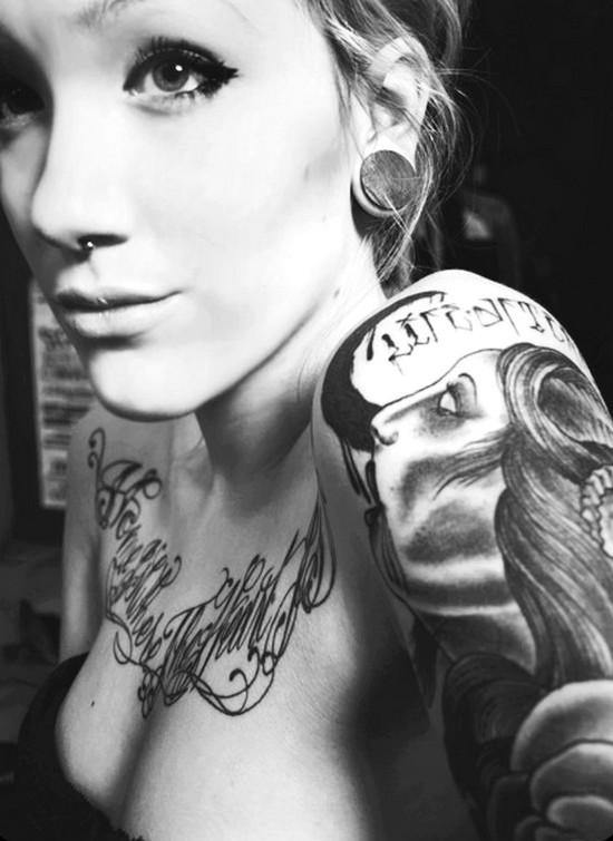 Fotos de lindas mulheres tatuadas (54)