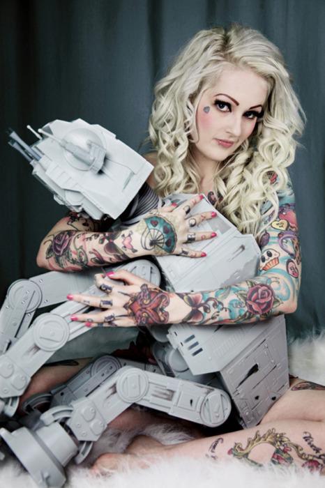 Fotos de lindas mulheres tatuadas (11)