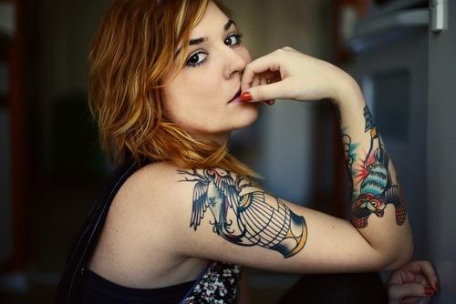 Fotos de lindas mulheres tatuadas (9)