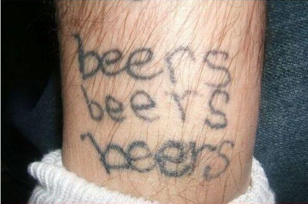 Tatuagens Horríveis (1)