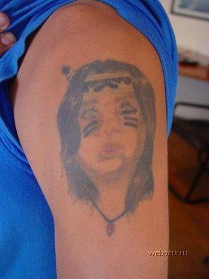 Tatuagens Horríveis (6)