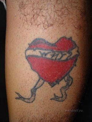 Tatuagens Horríveis (4)
