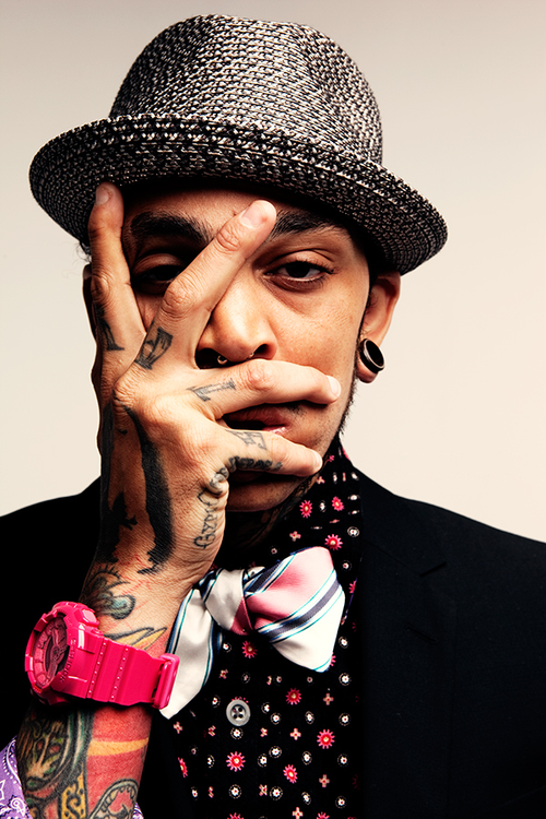 Fotos de Travie McCoy do Gym Class Heroes (50)