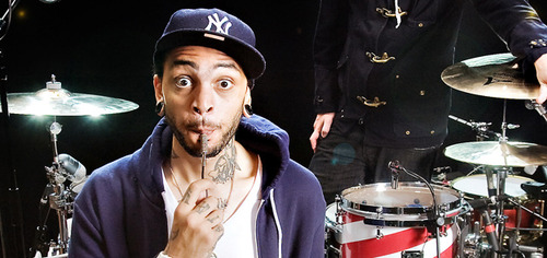 Fotos de Travie McCoy do Gym Class Heroes (48)