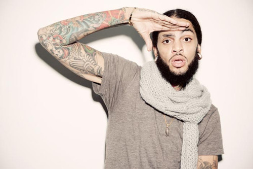 Fotos de Travie McCoy do Gym Class Heroes (36)
