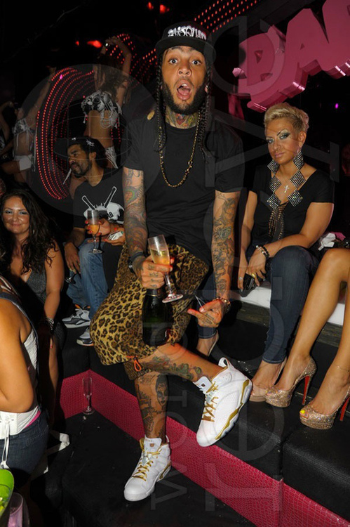 Fotos de Travie McCoy do Gym Class Heroes (26)