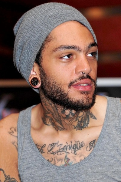 Fotos de Travie McCoy do Gym Class Heroes (14)