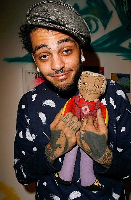 Fotos de Travie McCoy do Gym Class Heroes (12)