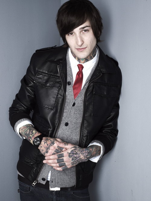 52 Photos of Mitch Lucker from Suicide Silence (30)