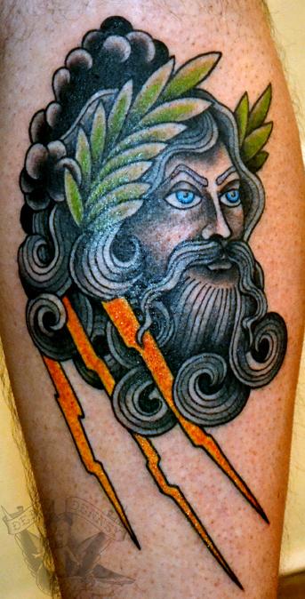42 Fotos De Tatuagens De Deuses Gregos