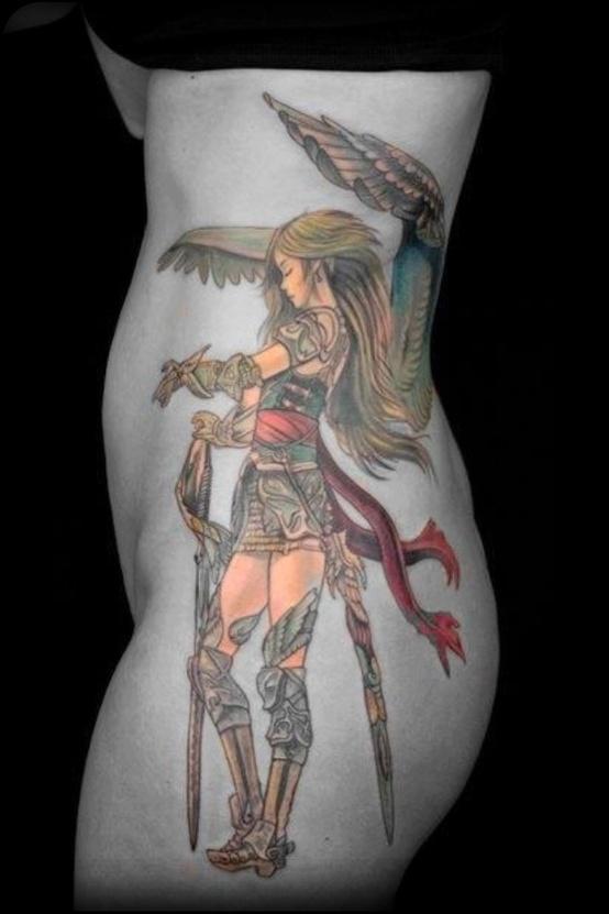Grek Gods tattoos (37)