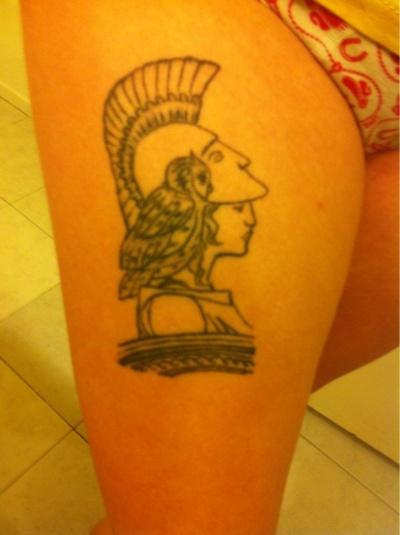 Grek Gods tattoos (36)