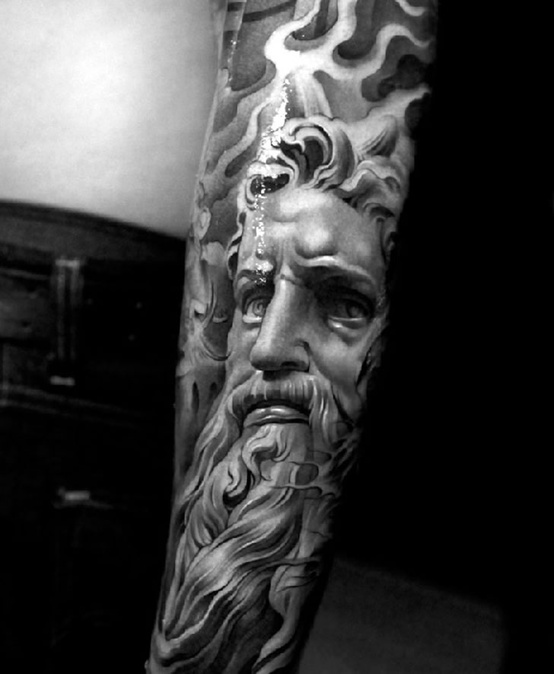 Grek Gods tattoos (33)